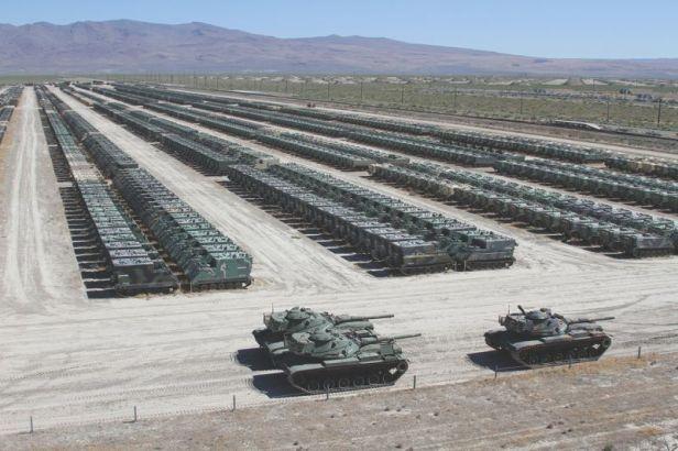 Sierra Army Depot.  U.S. Army photo