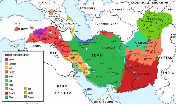 Iranian-languages-map